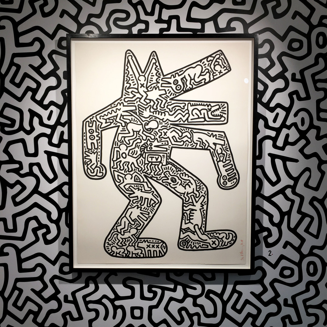 ICON, Keith Haring