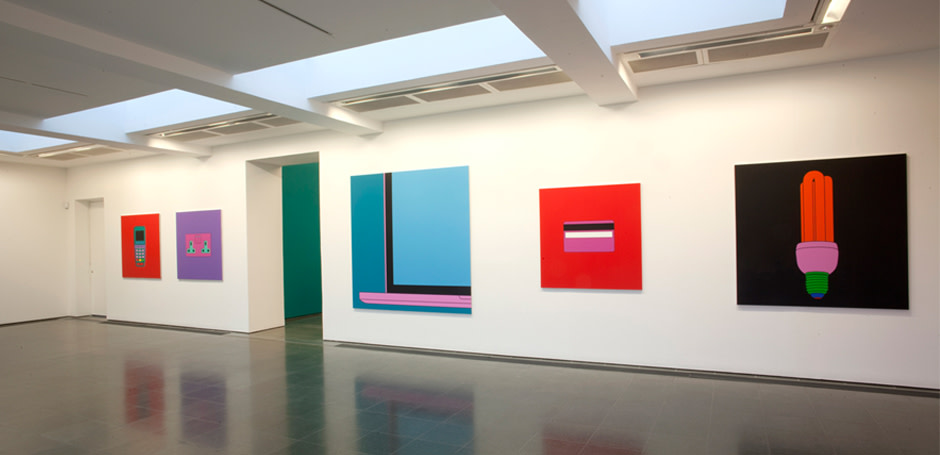 Michael Craig-Martin Holds His First UK Solo Show in 26 Years