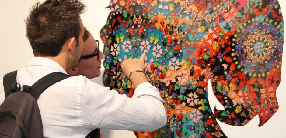Miss Bugs x Damien Hirst - The Butterfly Effect Now Open!