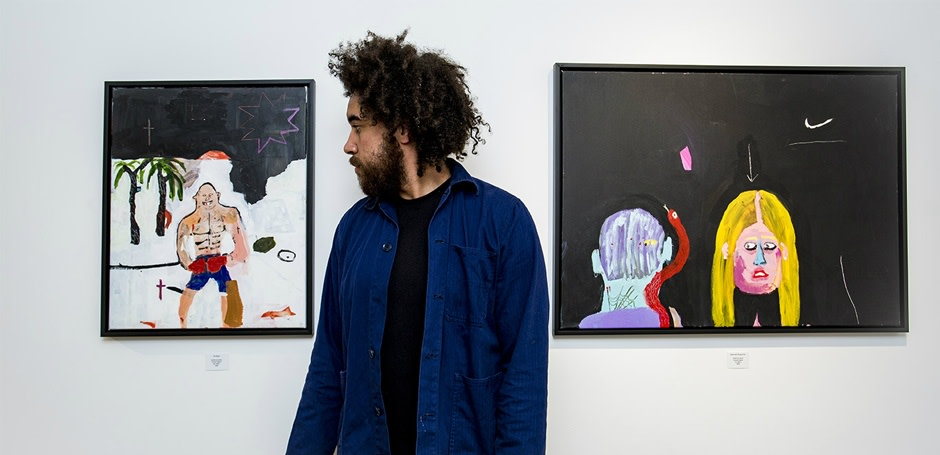 Read Candid Magazine's Interview With Artist Euan Roberts