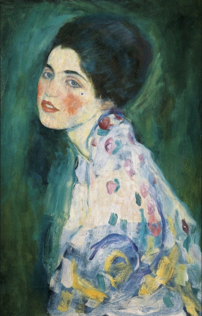 """Portrait of a Woman"" by Klimt might have been found after being lost for 23 years."