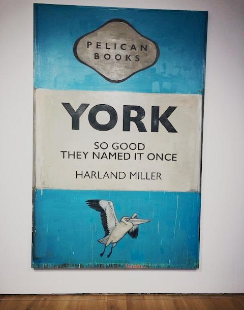 Harland Miller in York