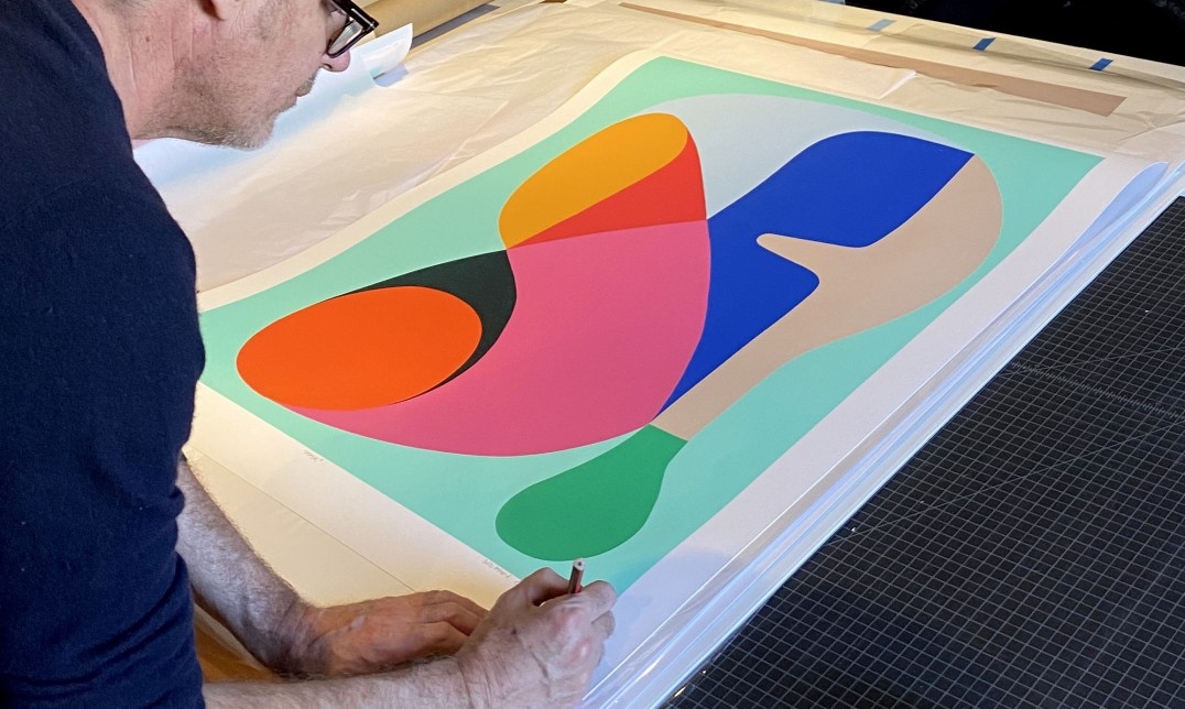 Stephen Ormandy Releases New Print Edition