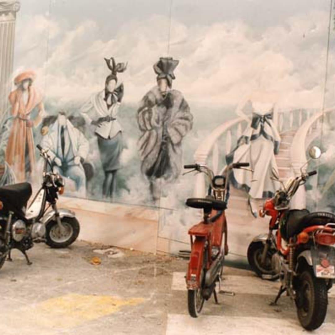 Dorothy Bohm, Monte Carlo, 1987