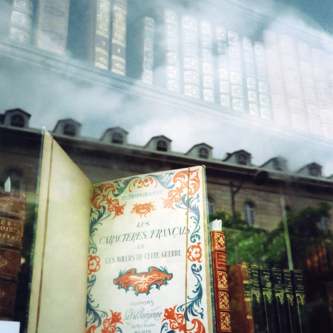 Dorothy Bohm, Rue Férou, Paris, 1988