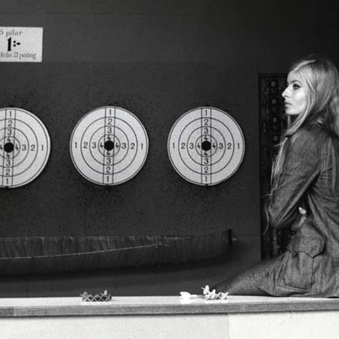 Dorothy Bohm, Stockholm, 1972