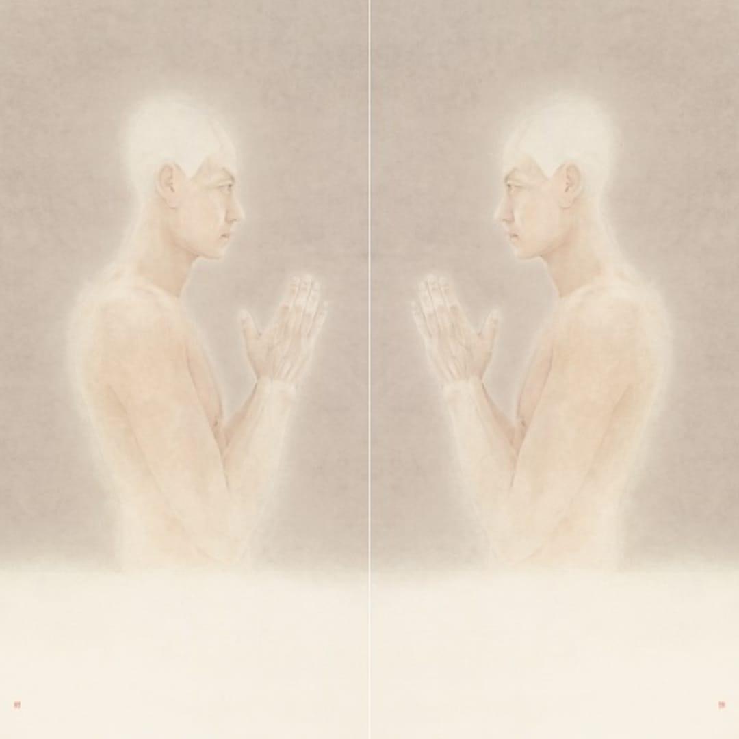 "Hang Chunhui 杭春暉, Divine Introspection-Truths of Falsehood 假亦真之""觀自在"", 2014"