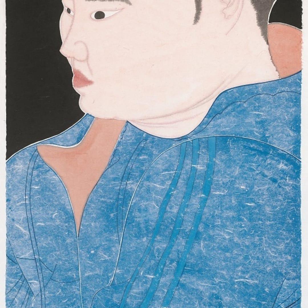 Liu Qi 劉琦, Stare Down 瞋目者, 2014