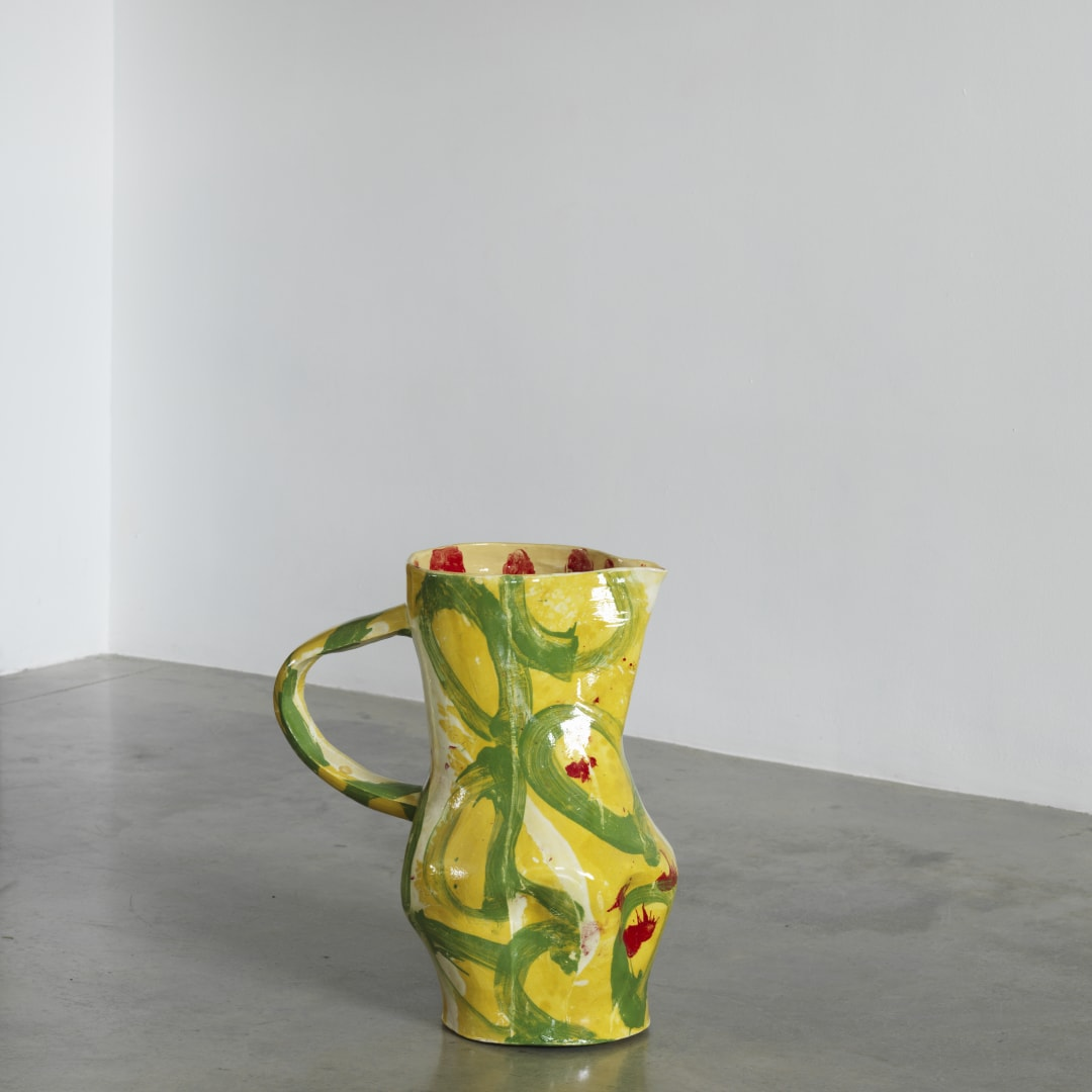 Philip Eglin, Red Yellow Green Jug