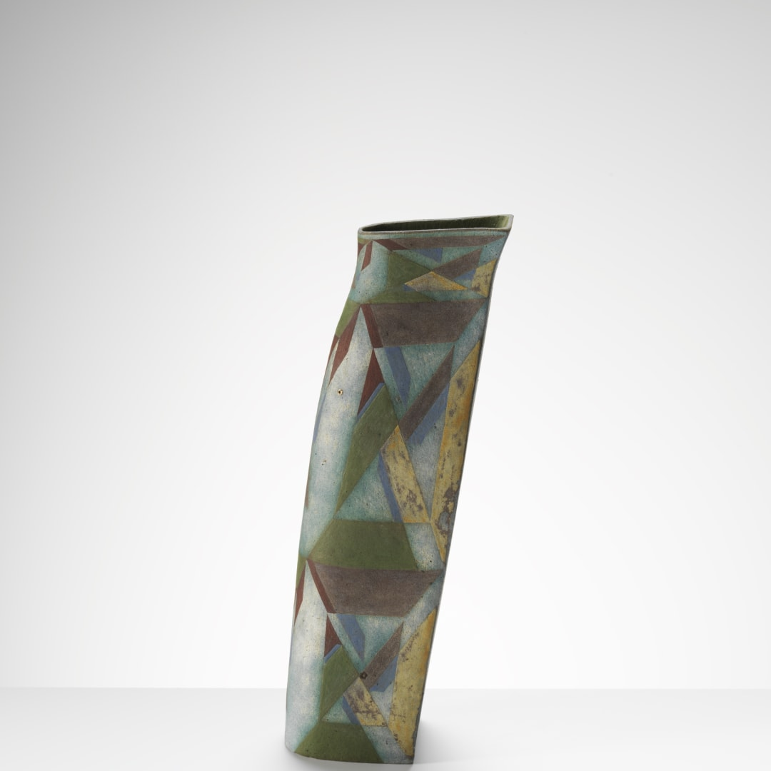 Elizabeth Fritsch, Blown Away Jar, 1989