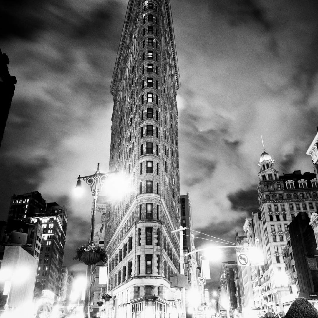 PHIL PENMAN, Flatiron Building, New York, 2018
