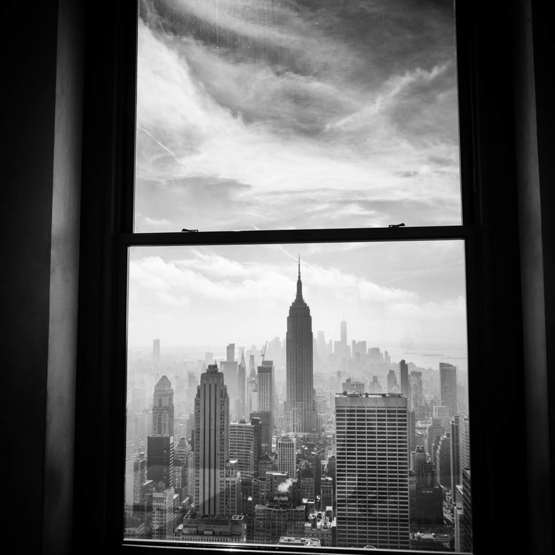 PHIL PENMAN, Empire State Building, 2018