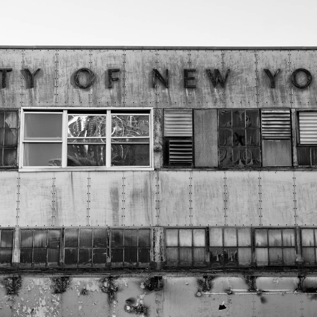 PHIL PENMAN, City of New York, 2018