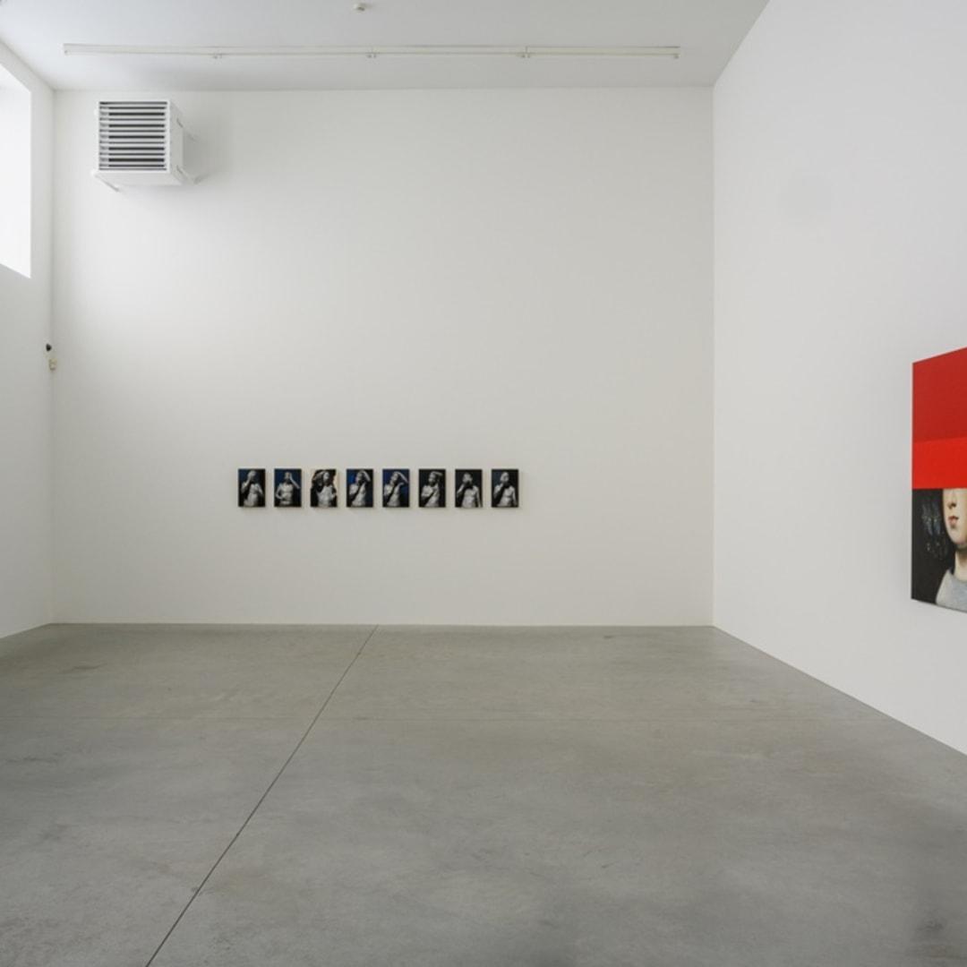 Installation view of Mircea Suciu's 'Bleeding Heart', © Mircea Suciu, courtesy of Zeno X Gallery, Photography by Peter Cox