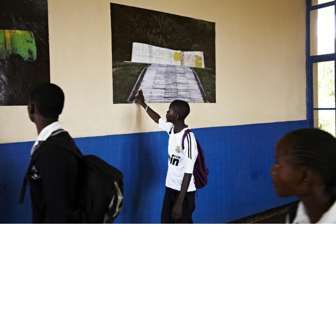 — The 5th Biennale de Lubumbashi, Rencontres Picha –