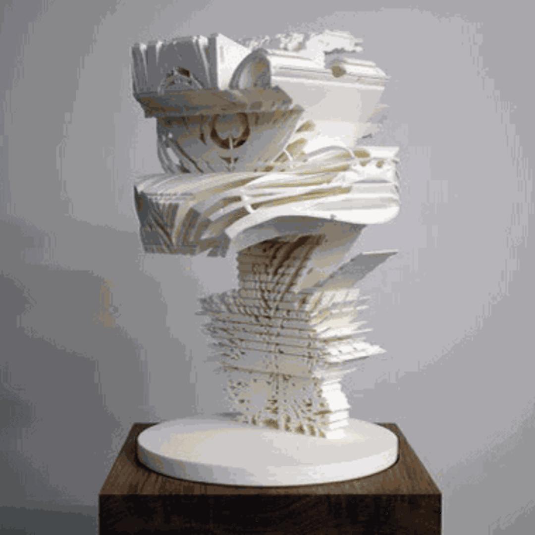 Inti Hernández, Anatomy of reality (HK416 – FEATHER), 2018