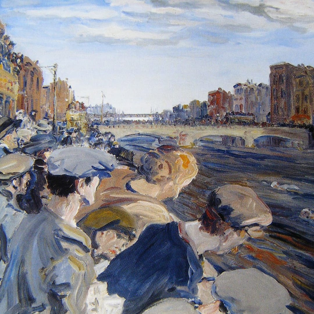 Gerard Byrne An artist's perspective on Jack B Yeats National Art Gallery Dublin Ireland lecture