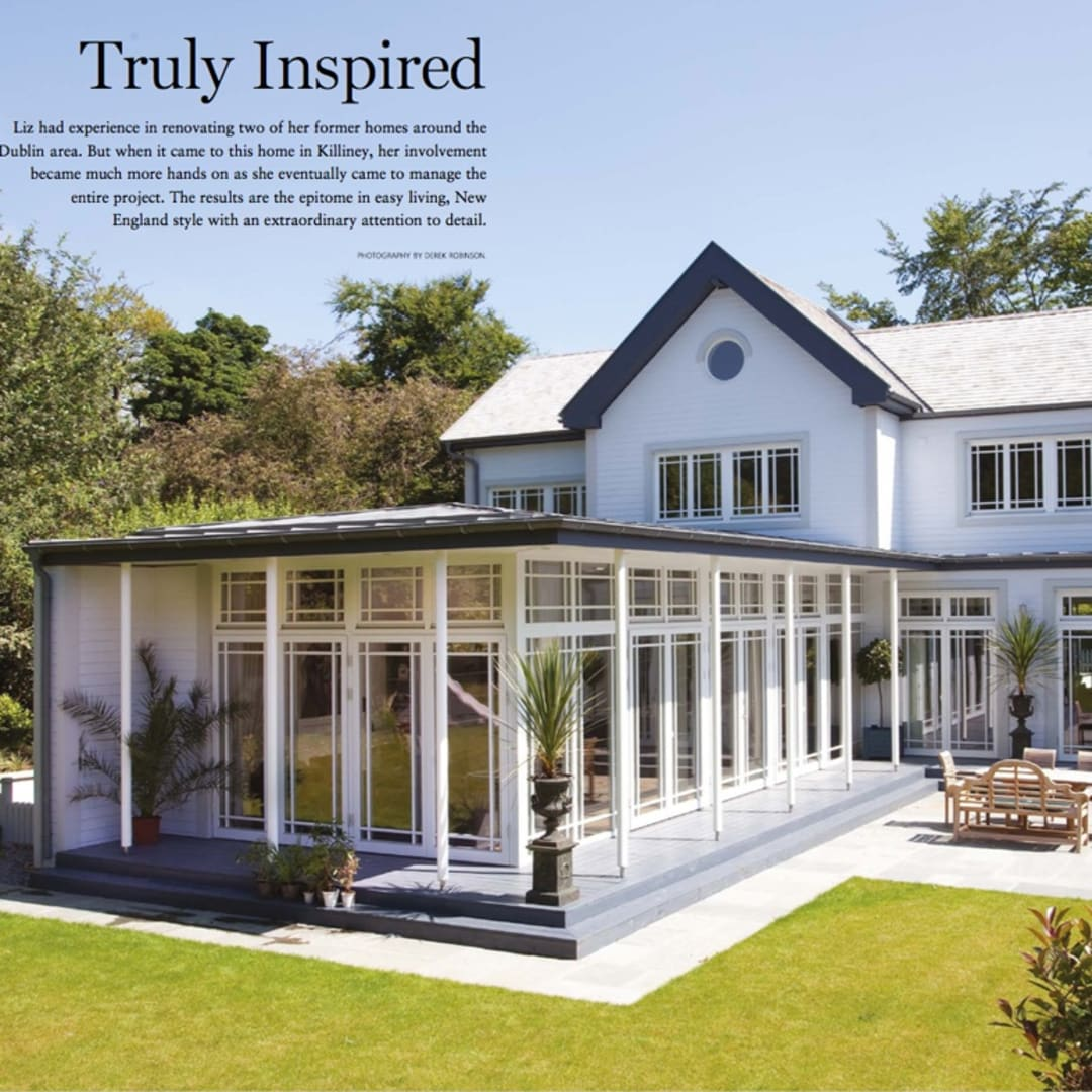 Irelands Homes Interiors and Living June 2010, p. 76-77