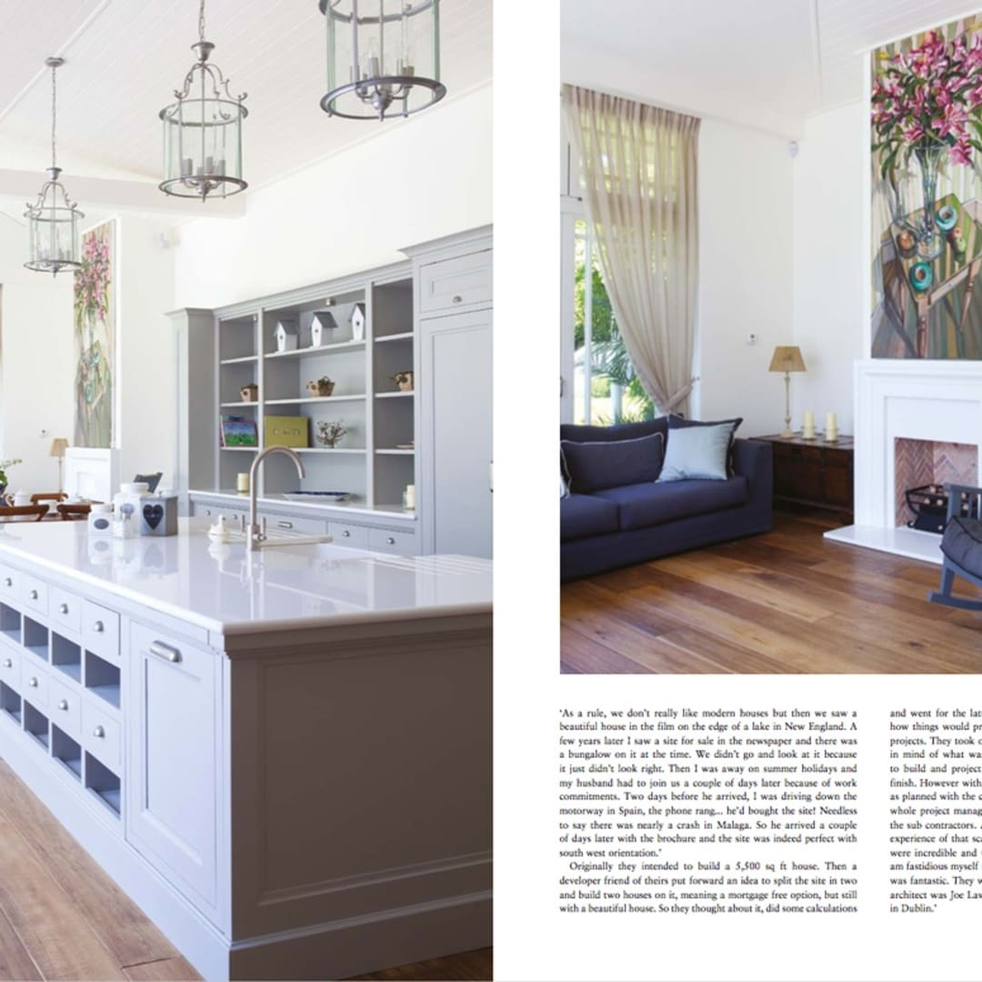 Irelands Homes Interiors and Living June 2010, p. 80-81