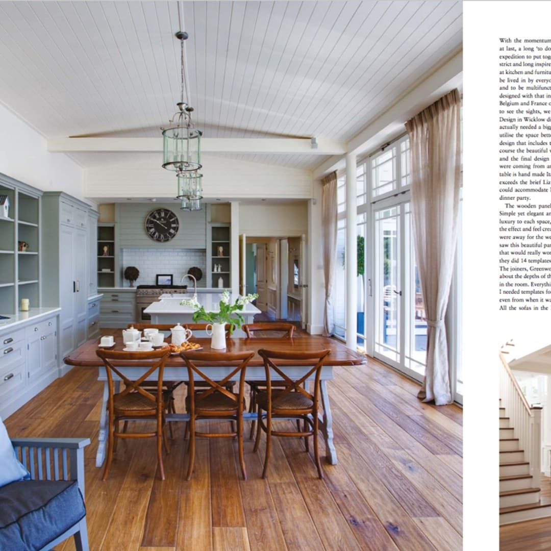 Irelands Homes Interiors and Living June 2010, p. 82-83