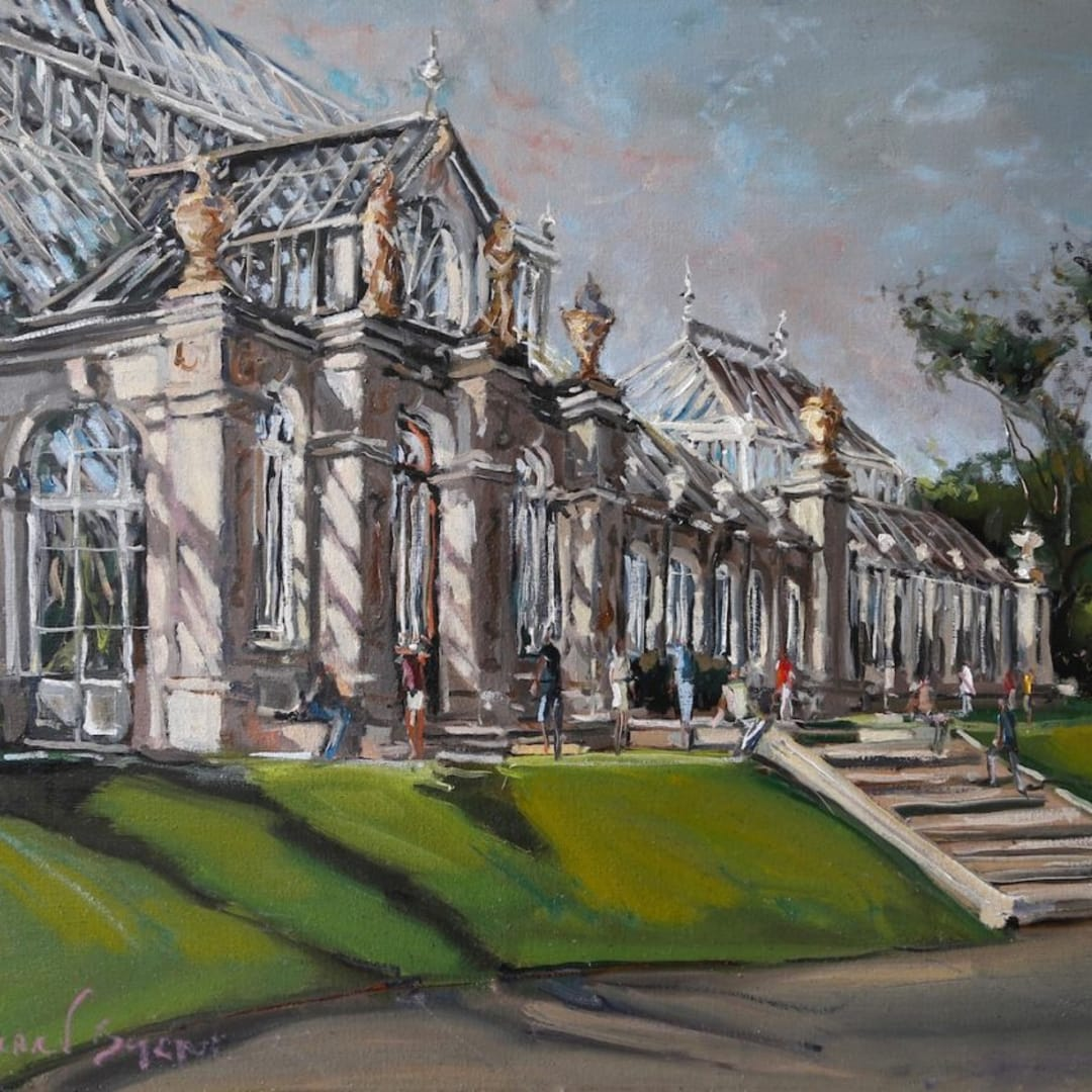 Gerard Byrne 'The Temperate House in the Afternoon Sun'