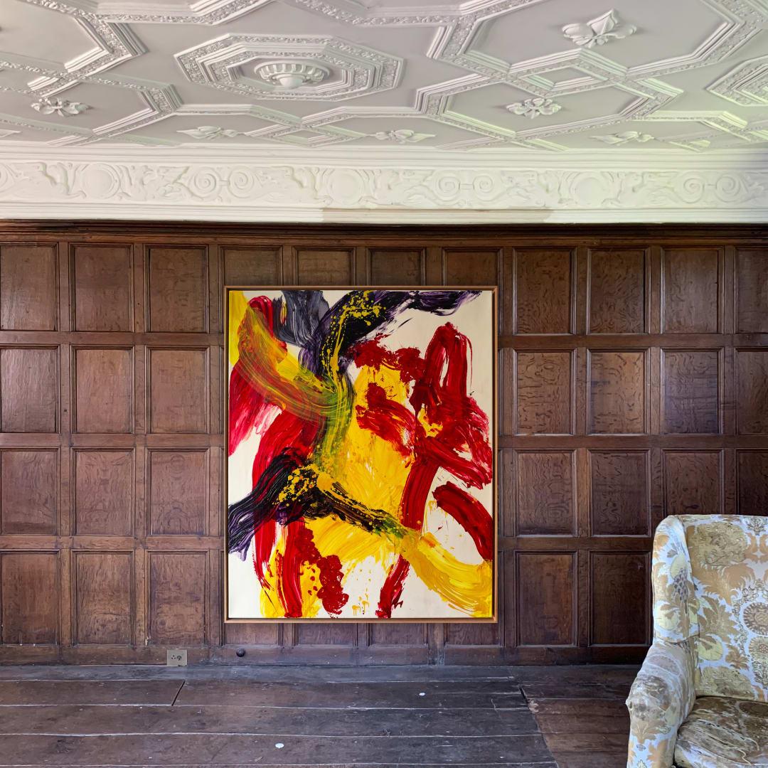 Anthony White at the Rodd, Sidney Nolan Trust, online exhibition, 2020. Image copyright of Informality