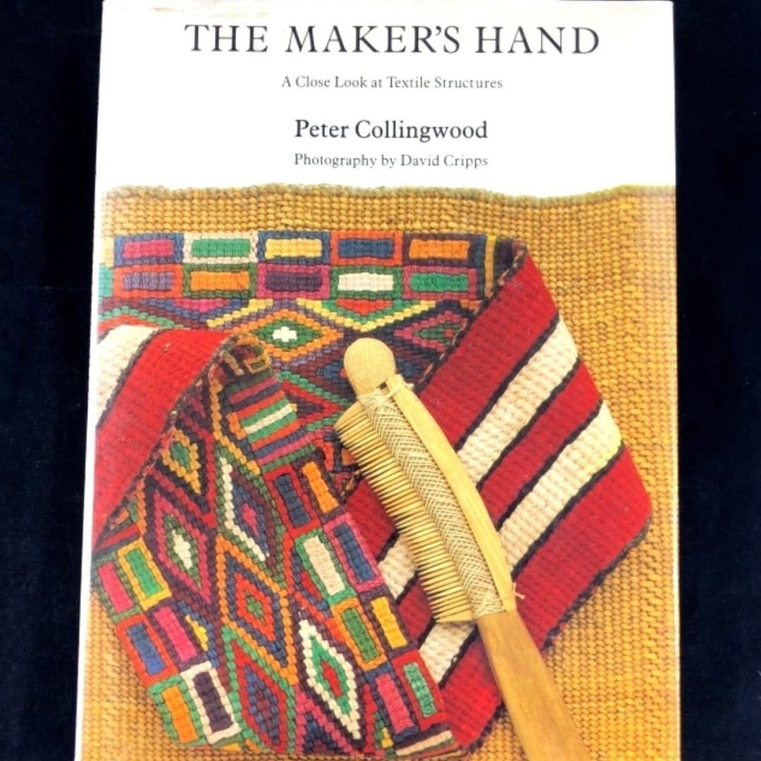 The Maker's Hand. Published 1988.