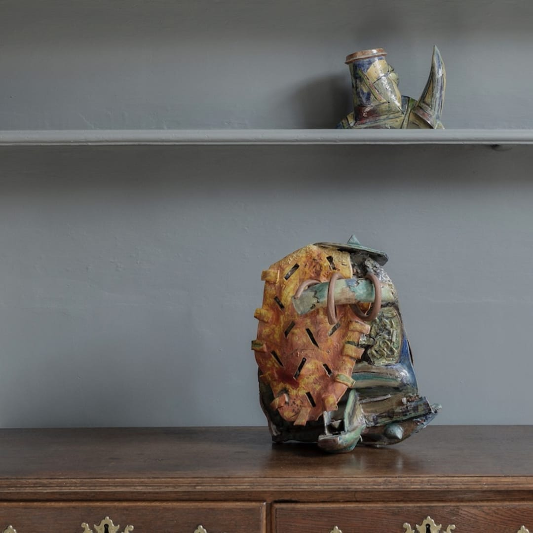 Sculptures by Angus Suttie
