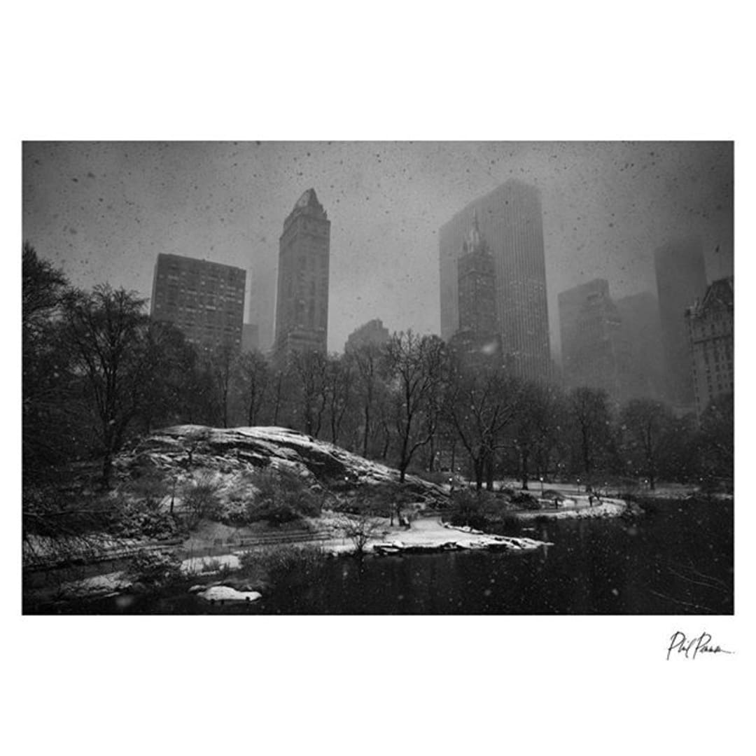 Photo by Phil Penman in New York, New York with @leica_camera, @newyork_instagram, @snow_landscapes_, @leica_fotografie_international, and @streetphotographycollection. Image may contain: sky and outdoor