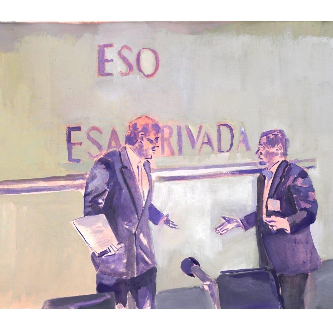 Fernando Nureña, Sin título (CADE, Huilca y Boloña, 1992), 2021