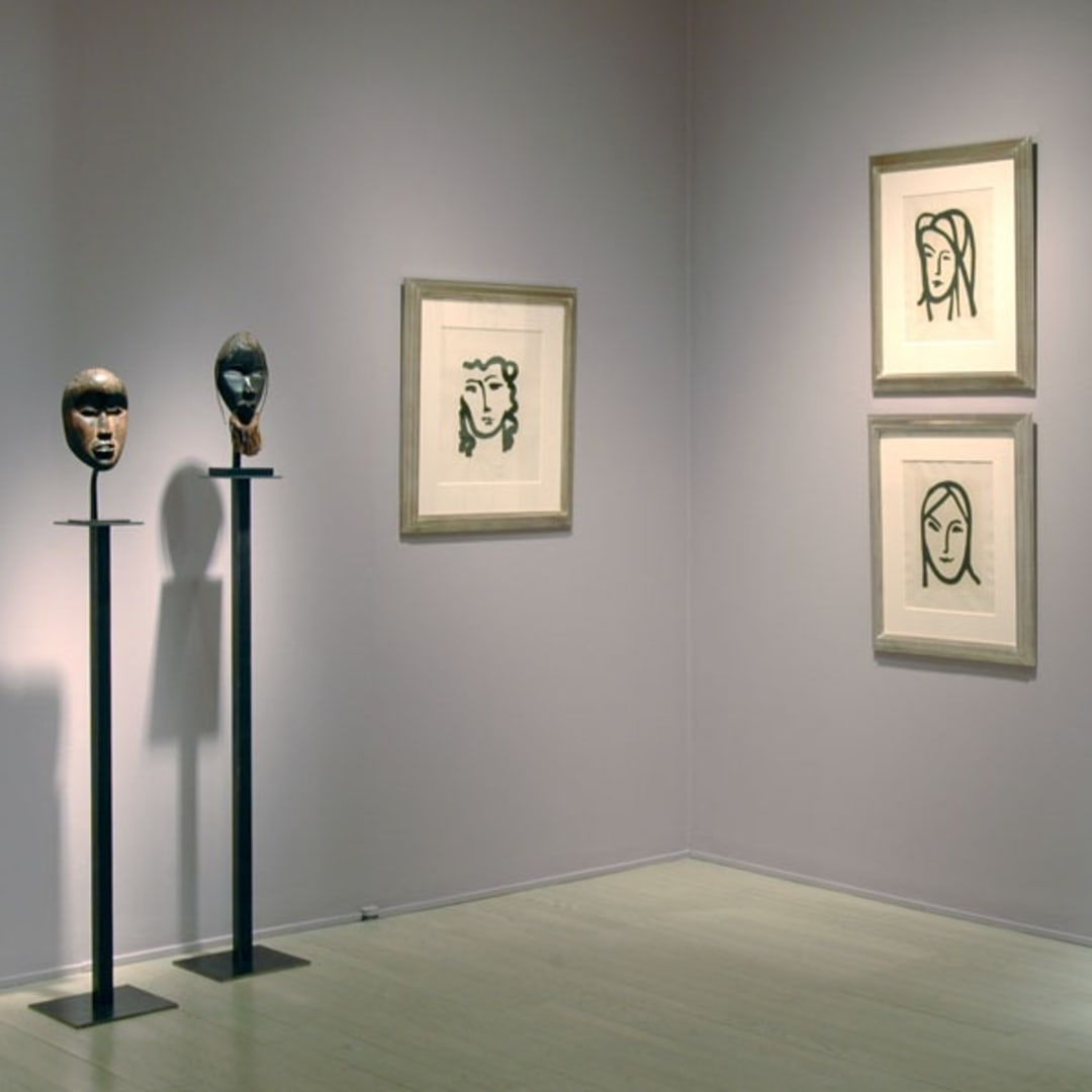 Face to Face: Dan Masks from the Ivory Coast & Acquatints by Henri Matisse | February–March, 2005