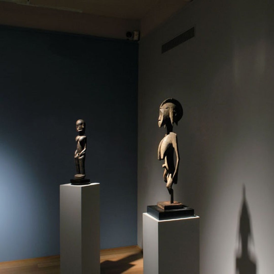 Sculptural Tradition of the French Sudan | May–June, 2008