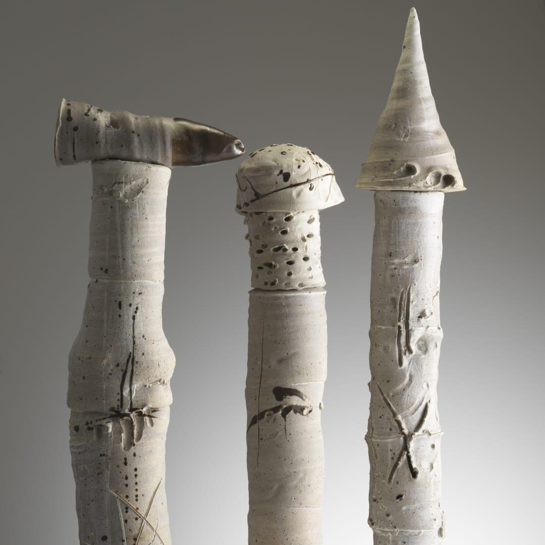 The Clay Reqiuem, 1991, stoneware (RK103) © Michael Harvey