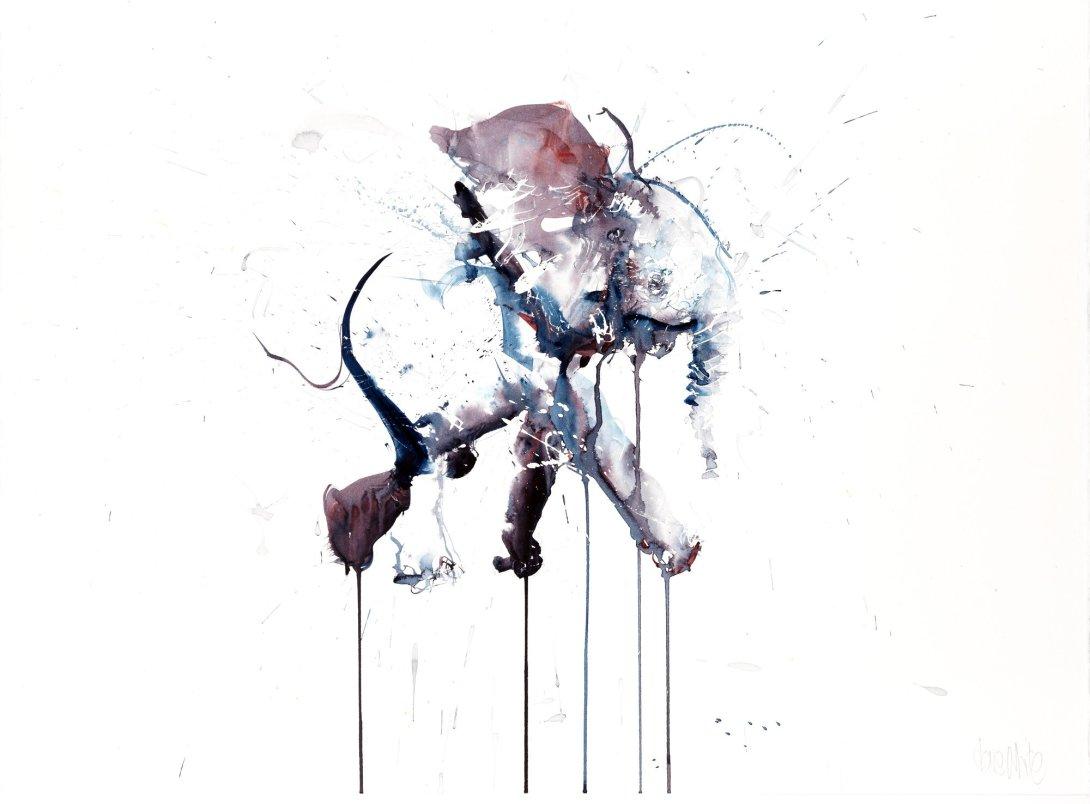 Young Elephant III