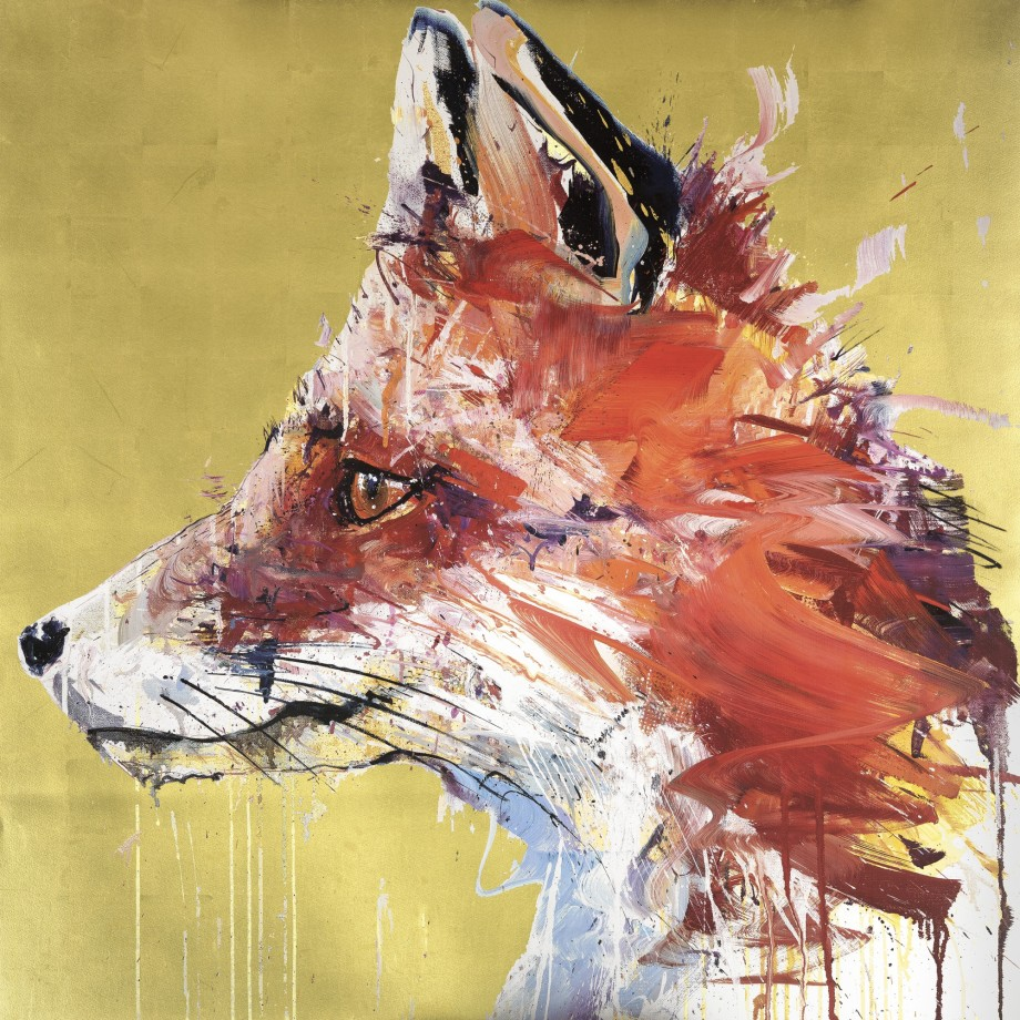 Fox Gold Leaf Edition