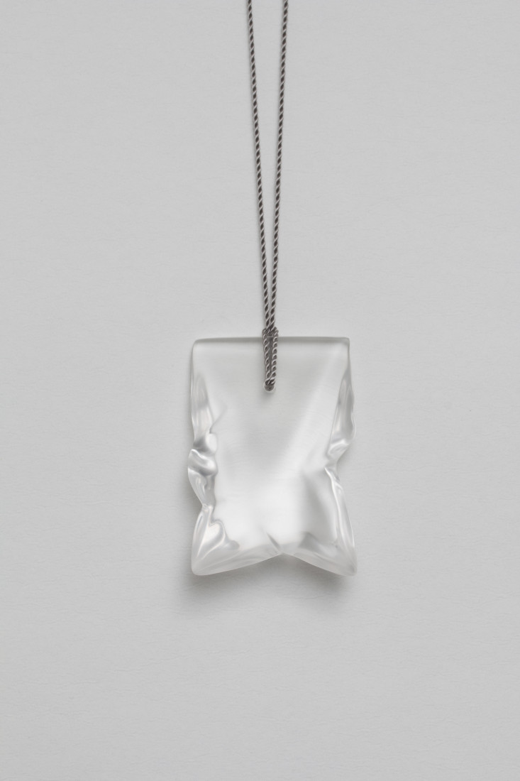 Lin Cheung, Keep – Old Pearl Necklace, 2018