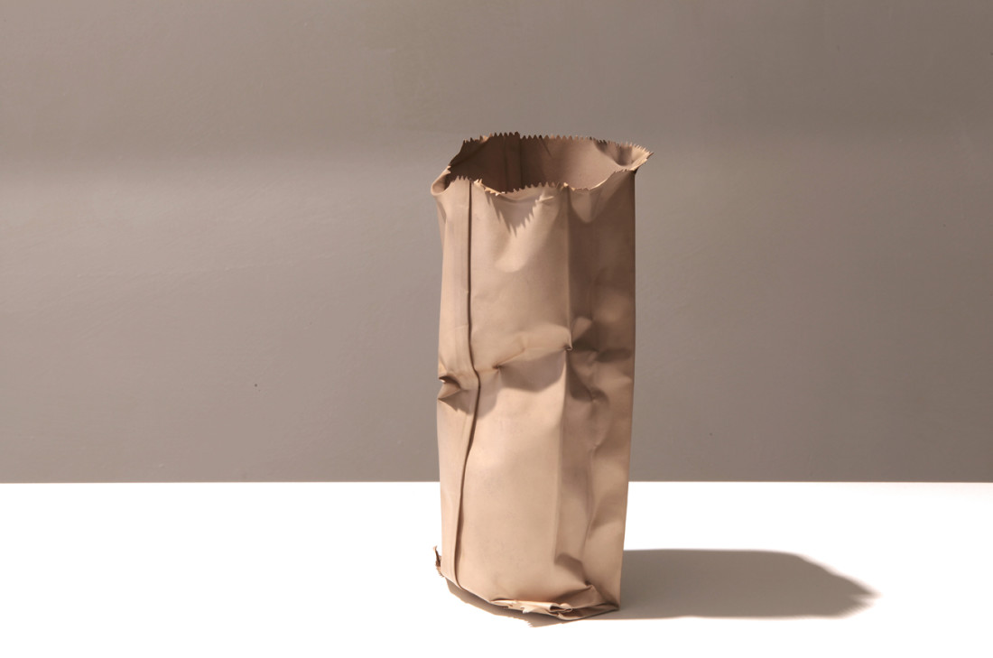 David Bielander, Paperbag (Sugar), 2017