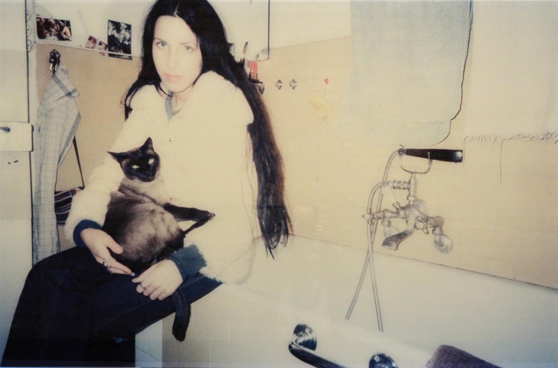 Annelies Štrba, Linda with Ashi, 1994