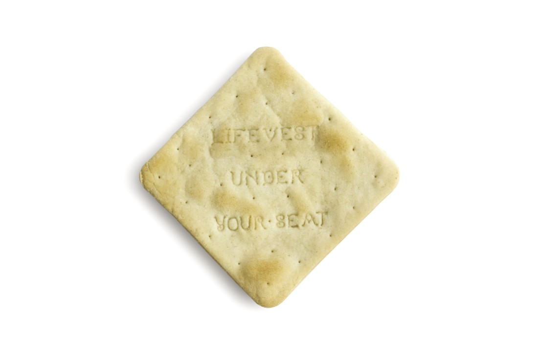 Kathleen Reilly Life Vest under your Seat, 2019 Cracker