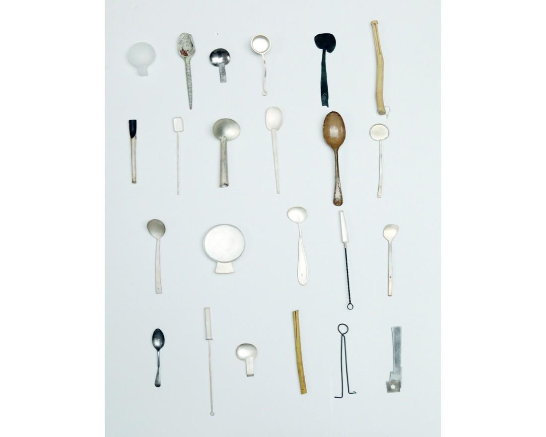 Simone ten Hompel, Spoons, 2011–13