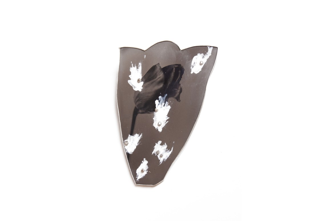 Bettina Speckner Brooch True Tulip 2018