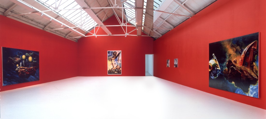 <p>Saatchi Gallery Young British Artists V</p><p>1995</p>