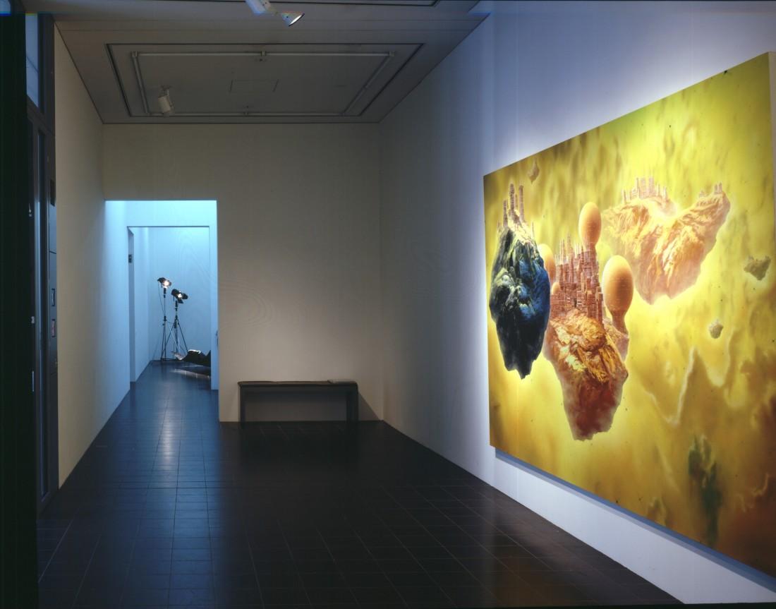 <p>Return to Space</p><p>Kunsthalle Hamburg, Germany</p><p>2005</p><p>Installation image by Fotografie Achim Kukulies, Dusseldorf</p>