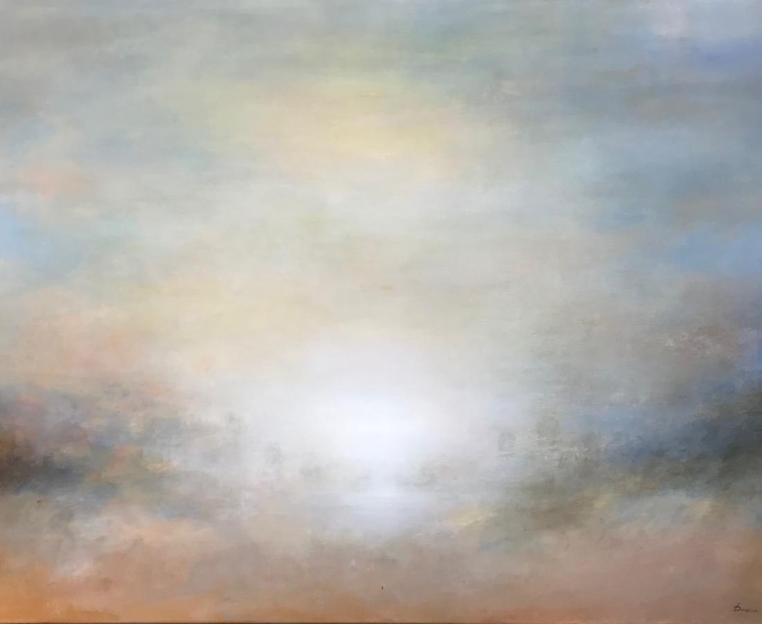 Eugène Demane, Meditation, 2018