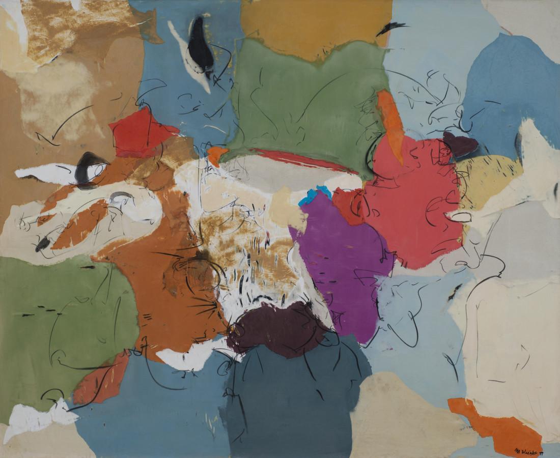 Michael Wright, Carnival II, 1996