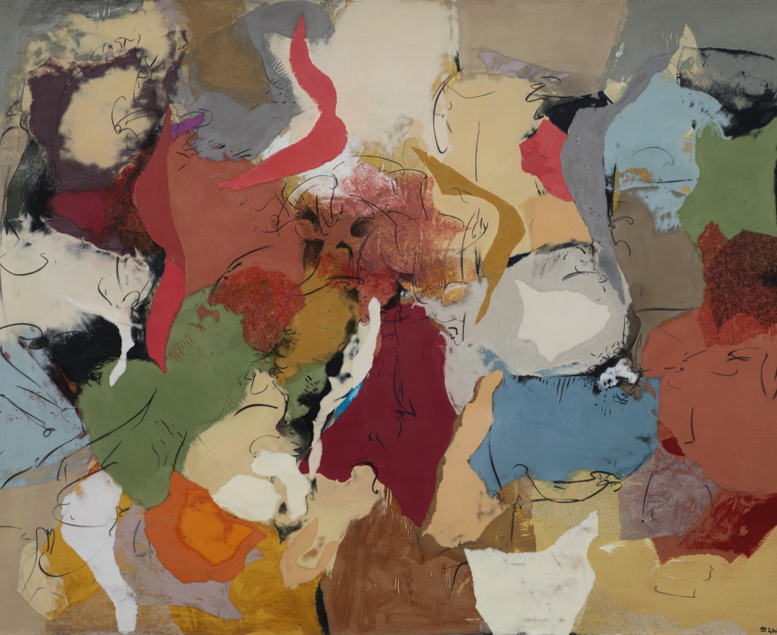 Michael Wright, Carnival I, 1997