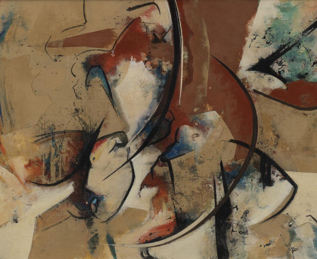 Michael Wright, Pepe Trails I, 2011