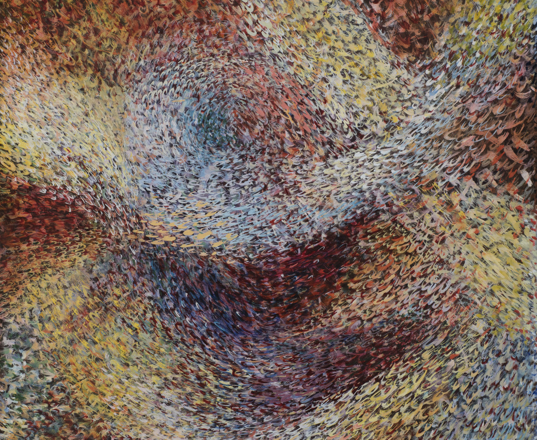 Michael Wright, Bait Fish II, 2003