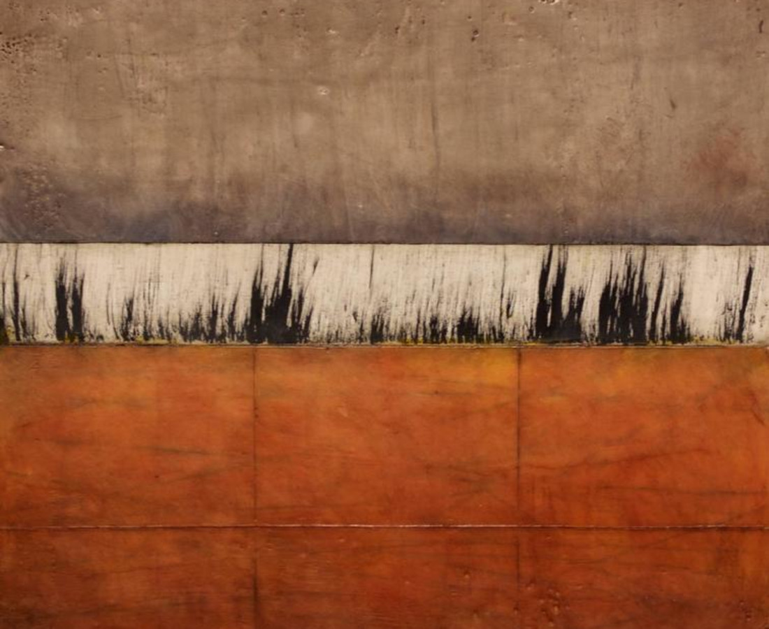 Jeff Juhlin, Strata and Flow #10, 2014