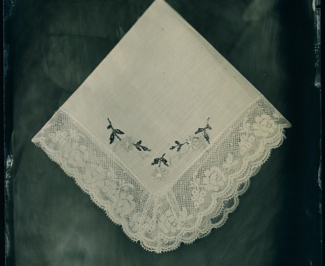 Susan Seubert, Handkerchief 12, 2019
